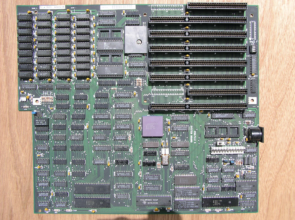 how to find motherboard model physically